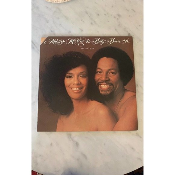 Marilyn McGoo & Billy Davis Jr Vinyl